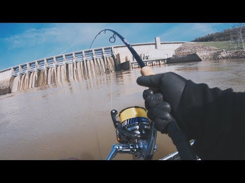Striper Fishing  | How I Setup My A-Rigs | Umbrella Rigs  - OOW Outdoors