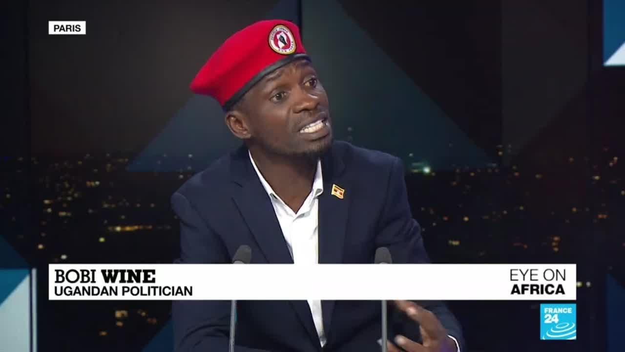 Bobi Wine talks preparation for the 2021 Ugandan presidential election