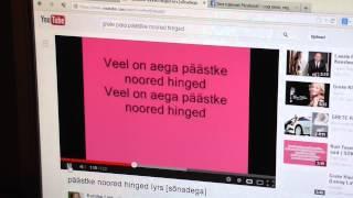 Grete Paia - Päästke Noored Hinged vs. Grete ja Katre