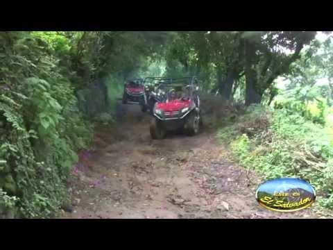 Este es El Salvador, Buggies Xtreme Tour Apaneca.