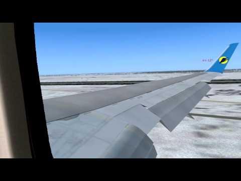 Aerosvit VV132 767-300ER UR-AAH New York (JFK) - Kiev (KBP)