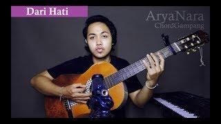 Chord Gampang Lagu Paling Ampuh Buat NEMBAK CEWE (Club 80 Dari Hati) by Arya Nara (Tutorial)