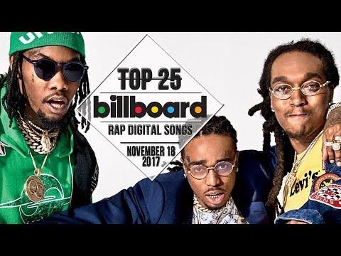Top 25 • Billboard Rap Songs • November 18, 2017 | Download-Charts