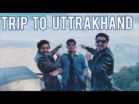 TRIP TO UTTRAKHAND, LANSDOWNE | REALSHIT | DSP VLOGS | DEEPAK SHUBHAM PIYUSH VLOGS image