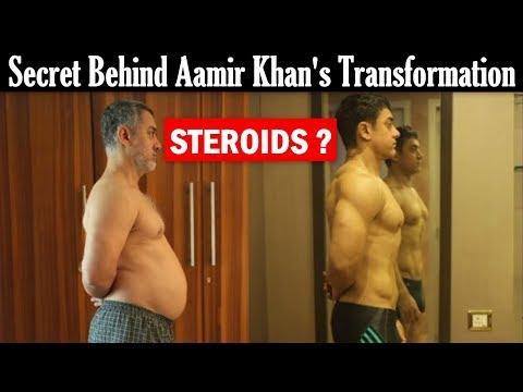 Secret Behind Aamir Khan's Body Transformation   Fat To Fit