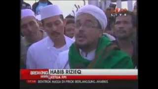 Download Video Habib Rizieq (FPI) redam amuk massa di kerusuhan mbah priok MP3 3GP MP4