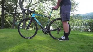 Giant Defy D-Fuse Seatpost Demo