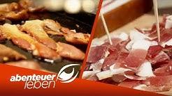 Fleischduell: Bacon vs. Speck! Was schmeckt besser?   Abenteuer Leben   kabel eins