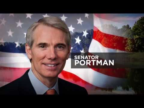 Support for Sen. Rob Portman (R-OH)