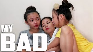 WE EXTREMELY IGNORE HER WHILE MAKING SLIME PRANK | SHE ACTUALLY CRIED!! | Aurea & Alexa