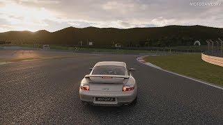Gran Turismo Sport - Porsche 911 GT3 (996) '01 Gameplay [4K PS4 Pro]