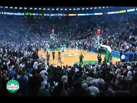 Boston Celtics 2007/2008 Season Intro - Players Introduction - First Big 3 game ever