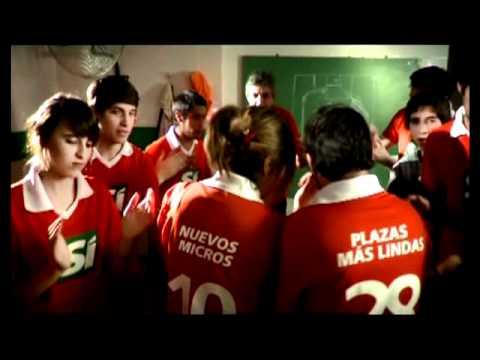 Fútbol - Trabajo en equipo - La Plata 2009
