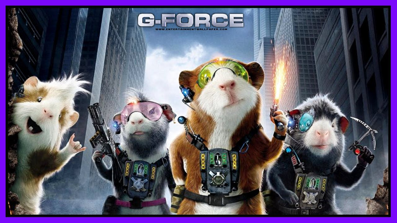 Disney S G Force Movie Game Disney Movie Games For Kids Youtube