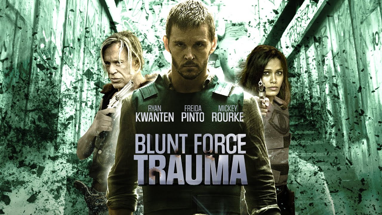 Blunt Force Trauma - Full Movie