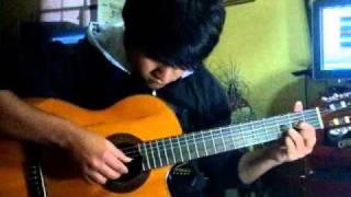 (38) LOS KJARKAS Por un mundo nuevo (Cover Guitarra) y quenacho