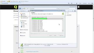 Installation of QGIS 2.4 64bit on WIndows 7 64bit