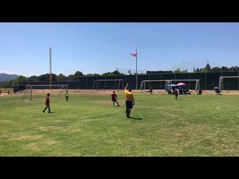 FCLA 2008 Black vs Central California Aztecs B08 Final
