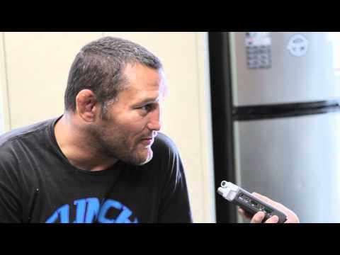 Interview with Dan Henderson