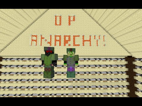 MineCraft OP Anarchy Prison   Ep 11   Talking about some projects while mining