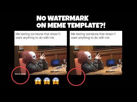 Meme Generator No Watermark - Malia Lozano
