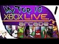 My Top 10 Xbox 360 Arcade Games
