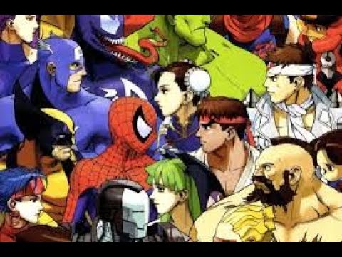 marvel-vs-capcom-|-ps1-gameplay-|-sushi-monster-mukbang
