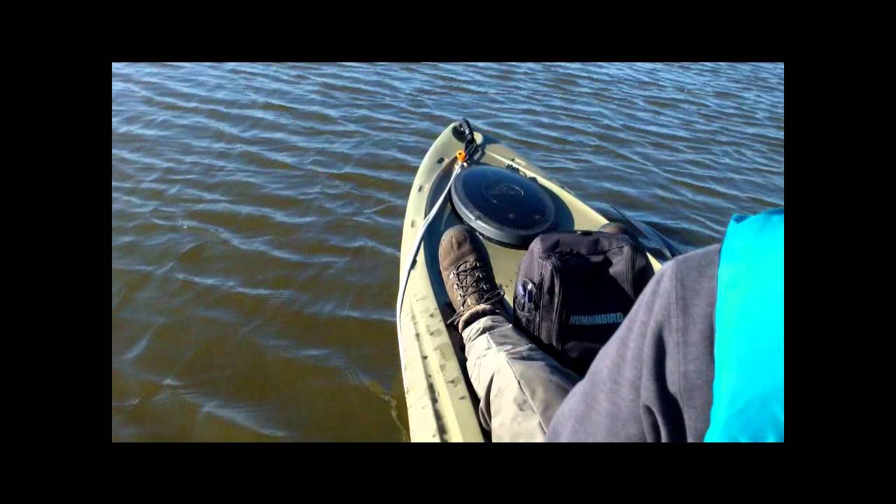 Kayak fishing ascend fs12t youtube for Ascend fs12t fishing kayak