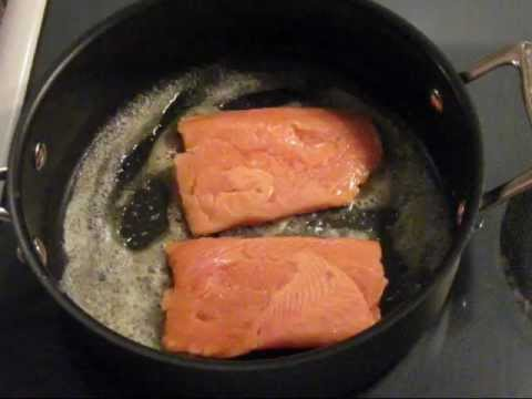 Resep Ikan Salmon Asian Salmon Youtube