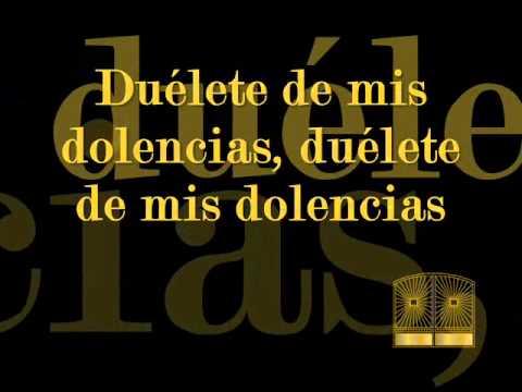 Dúo Benítez y Valencia   Dolencias  Albazo   Pista Karaoke