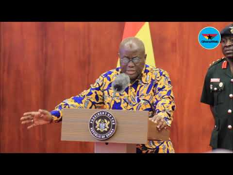 IMF deal will not be extended – Nana Addo