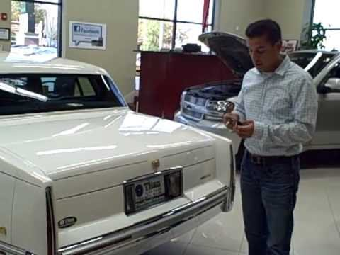 Titan Auto Sales >> 1991 CADILLAC DEVILLE @ TITAN AUTO SALES - YouTube