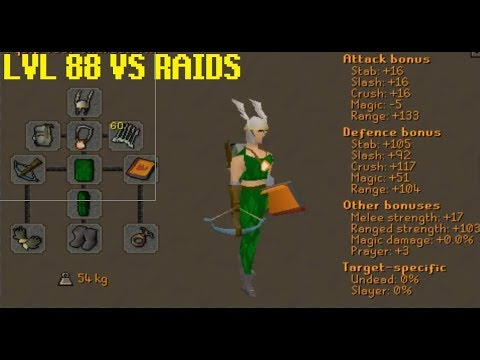Lvl 88 HCIM Raids - HCIM Theatre of Blood From Scratch #15