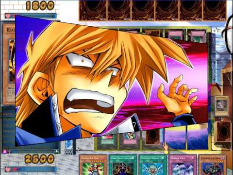download pc game - yu-gi-oh - power of chaos - joey the passion