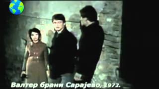 Валтер брани Сарајево *сцена где Кустурица Емир  глуми