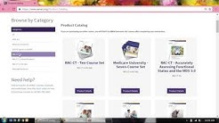 Purchasing Courses