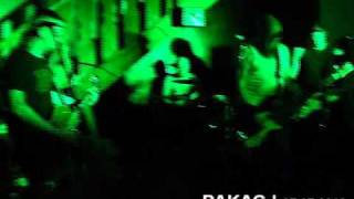 BlueInTheFace - Scream My Name and Do the Things I Told You to Do (Live @ PAKAC, 07.07.2010.)