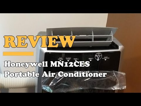 Honeywell MN12CES Review  - Portable Air Conditioner 2019