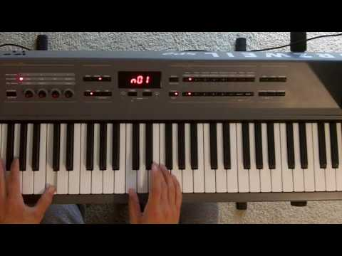 Hello Adele PIANO TUTORIAL