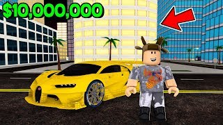 BUYING A $10,000,000 APARTMENT IN ROBLOX! *ROBLOX VEHICLE SIMULATOR*