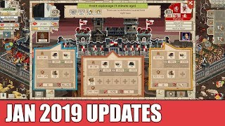 What's New in January 2019?