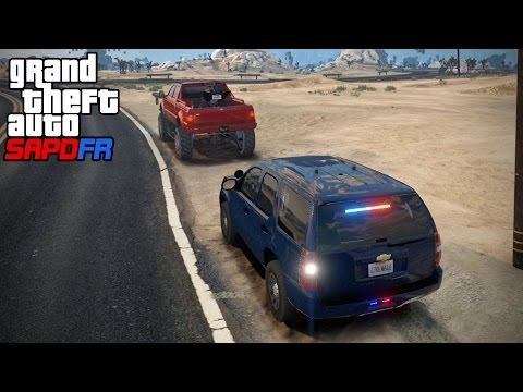 GTA SAPDFR - DOJ 113 - Cutting A Deal (Law Enforcement)