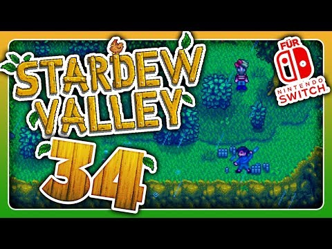 Shanes Tiefpunkt! 🌾 #34 • Let's Play Stardew Valley (Switch)