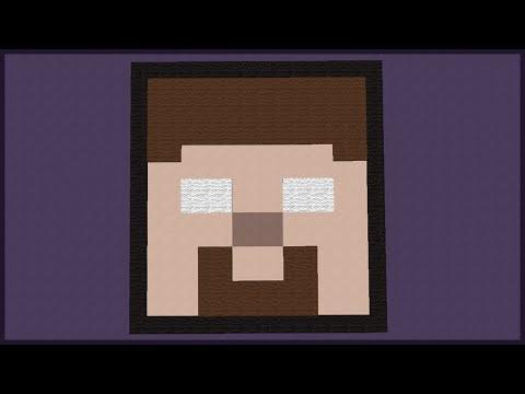 Minecraft: PIXEL ART DO HEROBRINE! CONSTRUINDO SÓ PIXEL ART! 11 (BUILD BATTLE)