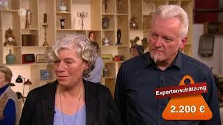 Letzte deutsche Reichsgoldmünze    Bares für Rares vom 14 03 18   ZDF
