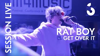 "Rat Boy - ""Get Over It"" - Session Live"