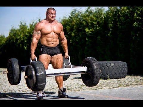 Strongman Motivation -You Can't Hide