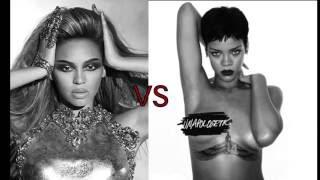 Rihanna vs Beyonce Mix (DJ Mjul)