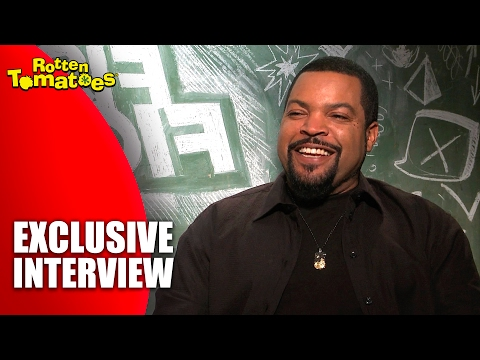 Ice Cube vs. All Cubes - Exclusive 'Fist Fight' Interview (2017)