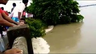 A live horrible accident caught by Camera from Kerala India